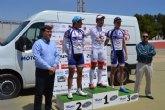 Brillante Campeonato Regional de Pista con dominio del Club Ciclista Roldán y de César Sánchez