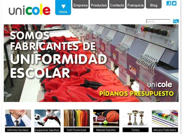 Unicole lanza ofertas para colegios de la comarca, Foto 1