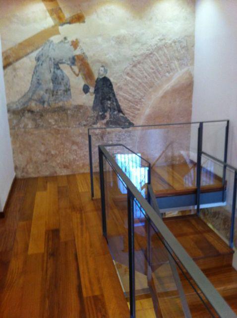 El ayuntamiento de Totana finaliza la restauración integral de los espacios anexos al Santuario de La Santa, Foto 2