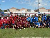 El C.D. Mediterráneo se impone en el I torneo de futbol 8 alevín 'Bahía de Mazarrón'