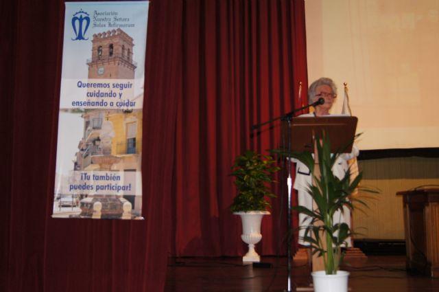 M�s de 60 voluntarios y varias empresas colaboradoras reciben un reconocimiento en el acto conmemorativo del 25 aniversario de la asociaci�n Salus Infirmorum, Foto 5