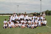 En marcha la Escuela Sociodeportiva de Fútbol del Real Madrid en Puerto Lumbreras