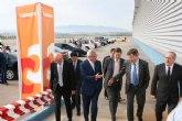 Valcárcel destaca el impulso de la empresa cooperativa de supermercados Consum para crecer e invertir en la Región