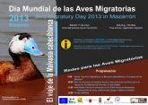 El humedal de la Rambla de las Moreras punto de encuentro del 'Día mundial de las aves migratorias'