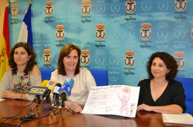 La asociación Lactancia y Crianza Feliz cumple diez años en Águilas - 1, Foto 1