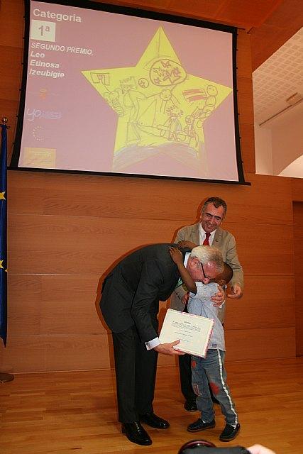 Valc�rcel anima a los murcianos a trabajar por una Europa mejor y m�s unida en la diversidad, Foto 3