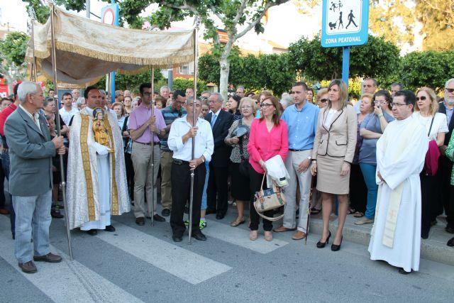 La antigua Patrona de Murcia, la Virgen de la Arrixaca, visita durante cuatro días el municipio de Archena - 1, Foto 1
