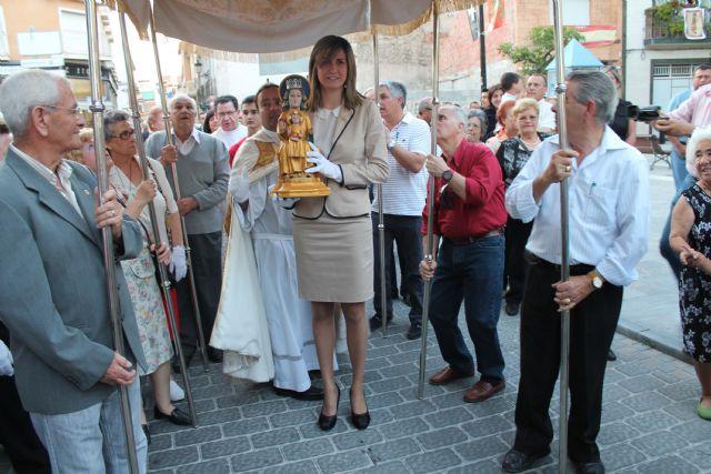 La antigua Patrona de Murcia, la Virgen de la Arrixaca, visita durante cuatro días el municipio de Archena - 2, Foto 2