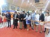 Cerdá afirma que la Feria Agrícola del Mediterráneo es un 'foro de nuevas ideas para la agricultura'