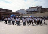 El colegio 'Susarte' torreño acoge un multitudinario encuentro escolar de baile