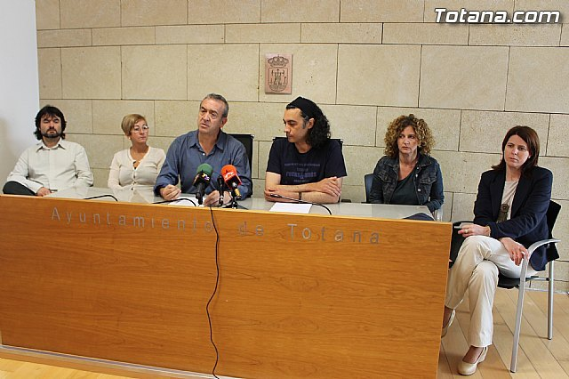 Otálora and Usero Martinez presented his resignation as councilors in the city of Totana, Foto 2
