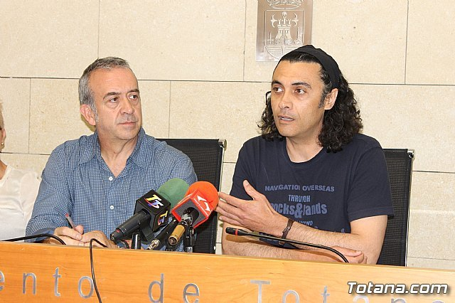 Otálora and Usero Martinez presented his resignation as councilors in the city of Totana, Foto 5