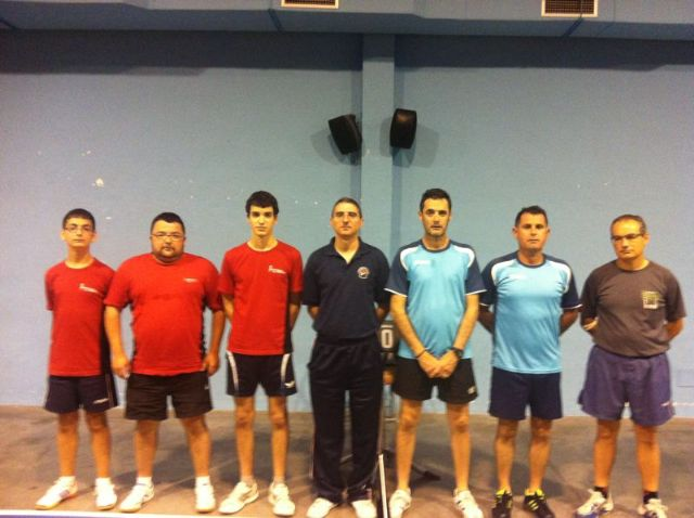 This weekend full of victories over the teams table tennis Totana Club, Foto 1