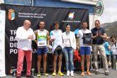 Extraordinaria edición del triatlón Bahía de Portmán