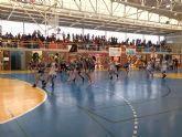 Las jugadoras del Basket Cartagena, campeonas regionales cadete en Las Torres de Cotillas