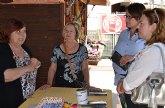 ASENFINFA Pinatar conmemora el Día Mundial de la Fibromialgia informando sobre esta enfermedad