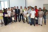 Cursos de educación vial para alumnos del Programa de Cualificación Profesional de Torre-Pacheco