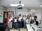 12 alumnos has participado en un curso de Diseño Web y Multimedia