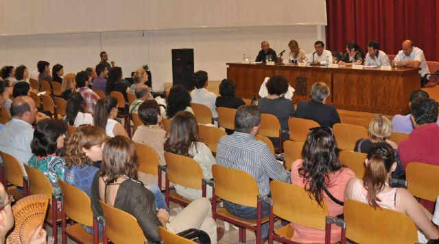 El juez de menores Emilio Calatayud imparte en Puerto Lumbreras la jornada 'Educación para la familia' - 1, Foto 1