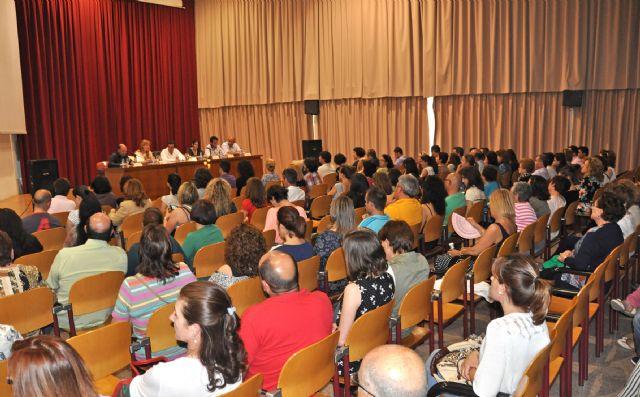 El juez de menores Emilio Calatayud imparte en Puerto Lumbreras la jornada 'Educación para la familia' - 2, Foto 2