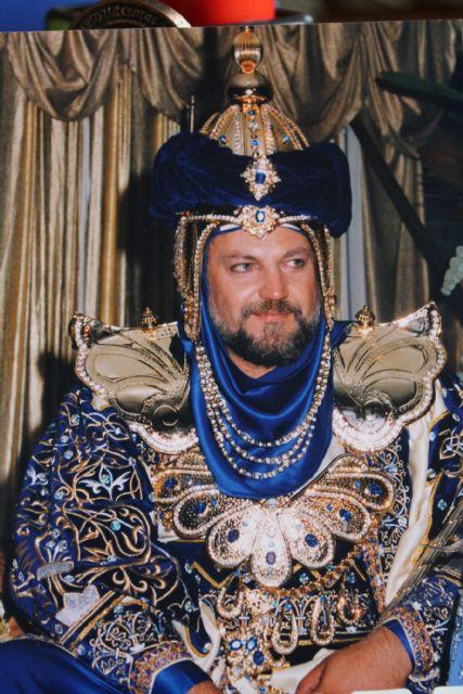 El Presidente de la Federación Murciana de Moros y Cristianos pregonará los próximos festejos medievales de Archena - 1, Foto 1