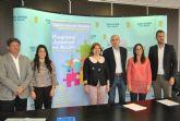 Jóvenes de San Javier, San Pedro y Los Alcázares abordarán la seguridad en Internet con jóvenes suecos e italianos durante un intercambio europeo