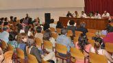 El juez de menores Emilio Calatayud imparte en Puerto Lumbreras la jornada 'Educación para la familia'