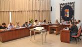 El Ayuntamiento de Puerto Lumbreras aprueba una propuesta de apoyo a la declaración de Bien de Interés Cultural del arte del bordado en Lorca