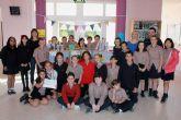 La CARM y el ayuntamiento fomentan el emprendedurismo entre los escolares de Mazarrón