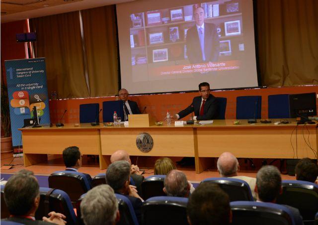 La tecnología universitaria más avanzada se da cita en Murcia - 1, Foto 1