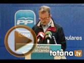 Rueda de prensa Bartolomé Peñalver
