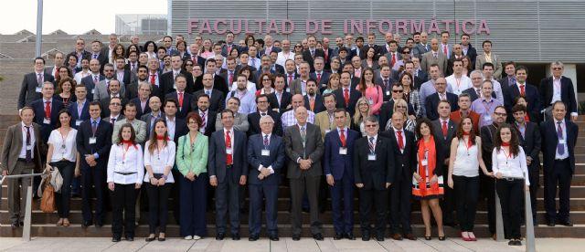 Hoy finaliza el I Congreso Internacional de Tarjeta Universitaria Inteligente en Murcia - 1, Foto 1