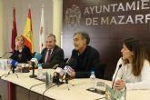 La fundación 'Pedro Cano' y Mazarrón sellan lazos culturales
