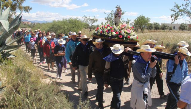 Más de 500 lumbrerenses festejan la primera Romería en honor a la Virgen del Carmen - 1, Foto 1