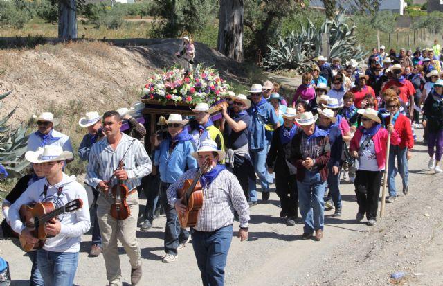 Más de 500 lumbrerenses festejan la primera Romería en honor a la Virgen del Carmen - 2, Foto 2