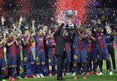 La Peña Barcelonista de Totana felicita al FC Barcelona por la consecución del título de Liga