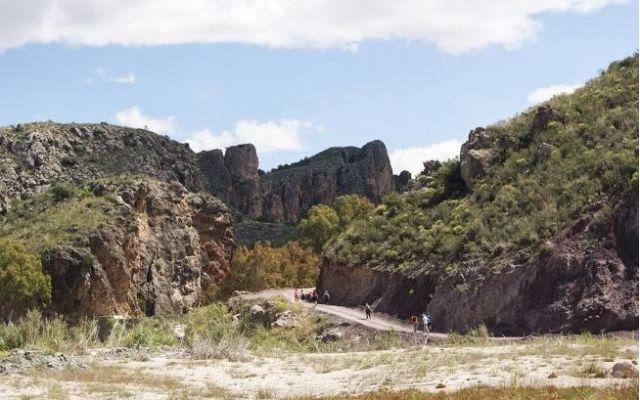 La Sierra de La Torrecilla y las Peñas de Béjar, escenario de la 3ª ruta de senderismo Lorca a Pie 2013 - 1, Foto 1