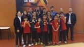 Nuevo éxito del Club Deportivo Budoka de Torre-Pacheco