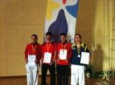 El proyecto académico-deportivo del club Koryo de Torre-Pacheco da sus frutos en el Campeonato de España Universitario de Taekwondo