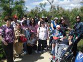 Los usuari@s del Centro de Día de Personas con Discapacidad disfrutan de un día en 'Terra Natura'