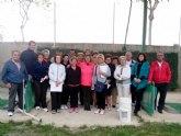 Concluye el curso de golf para mayores y mujeres de Torre-Pacheco