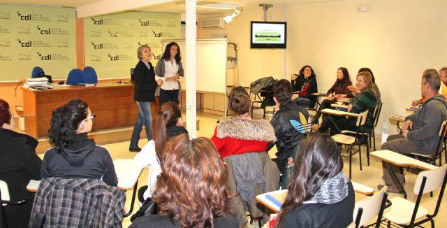 La concejalía de Empleo de Puerto Lumbreras ofrece una nueva oferta formativa dirigida a trabajadores y desempleados - 1, Foto 1