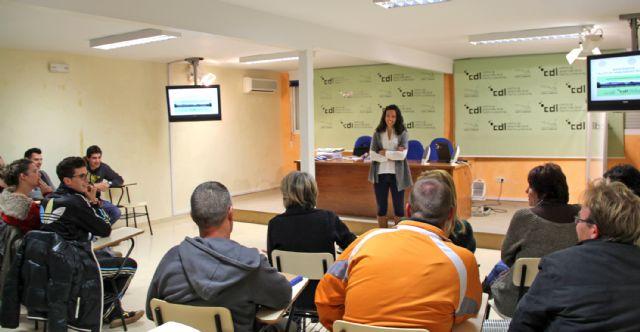 La concejalía de Empleo de Puerto Lumbreras ofrece una nueva oferta formativa dirigida a trabajadores y desempleados - 2, Foto 2