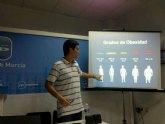 Interesante charla sobre la actividad f�sica y la nutrici�n en la sede del PP