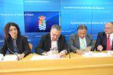 El Ayuntamiento de Molina de Segura y ASEMOL firman un convenio de colaboración para la promoción del asociacionismo empresarial y el desarrollo económico del municipio