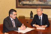 La CHS y el Ayuntamiento deTorre-Pacheco estudian obras de mejora en la defensa contra inundaciones