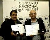 """Juan Luis García, sumiller de Torre-Pacheco, se clasifica para la final del concurso """"Mejor Sumiller de España en Cava"""""""