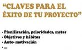 Hoy se celebra en el Centro de Desarrollo Local la jornada formativa 'Claves para el éxito de tu proyecto'