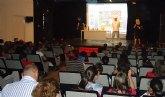 Los escolares del municipio aprenden inglés con una divertida obra de teatro a cargo de ADAPT