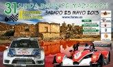 Este sábado 25 los motores volverán a rugir en la 31ª Subida Automovilística 'Bahía de Mazarrón'